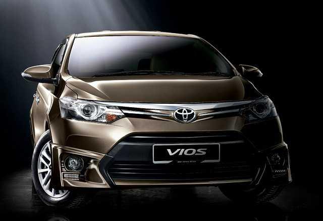 toyota vios 2016 đứng đầu doanh số ô tô VN