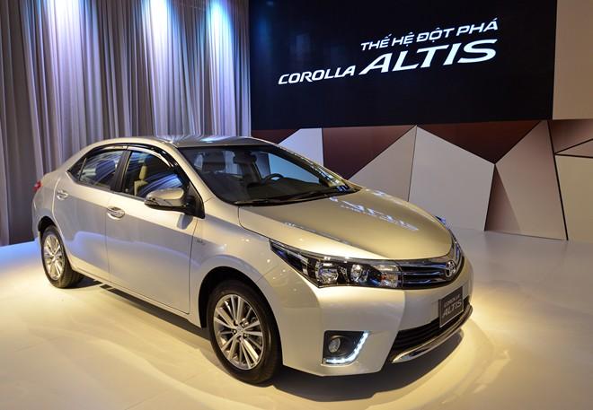 Tại sao Quý Khách nên chọn Toyota Corolla Altis?